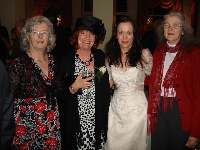 The Four Mrs Walkers