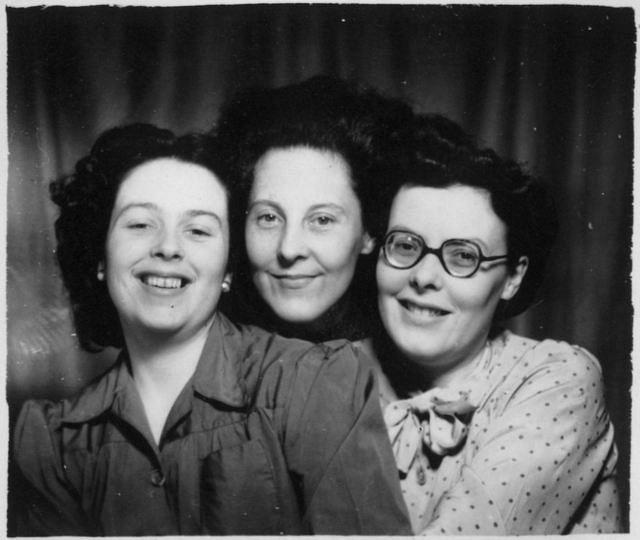 Gladys, Nan and Phyllis